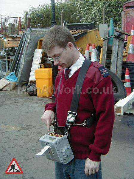 Bus Driver Uniforms - RED UNIFORM