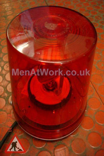 Red Hazard Light - Red Hazard Light