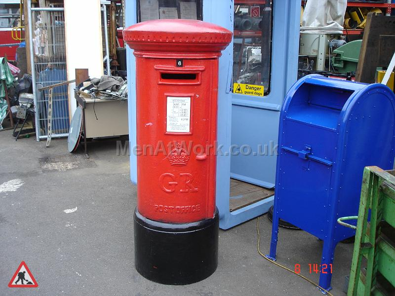 Red Letter Box - Red Letter Box (2)