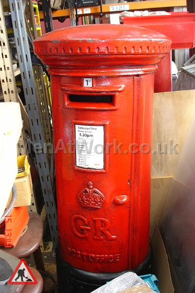 Red Letter Box - Red Letter Box