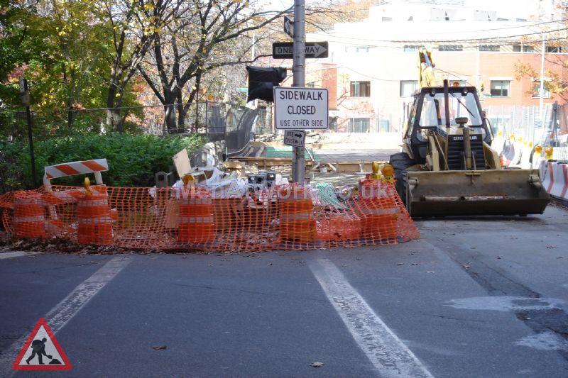 Road Barrel - Setup