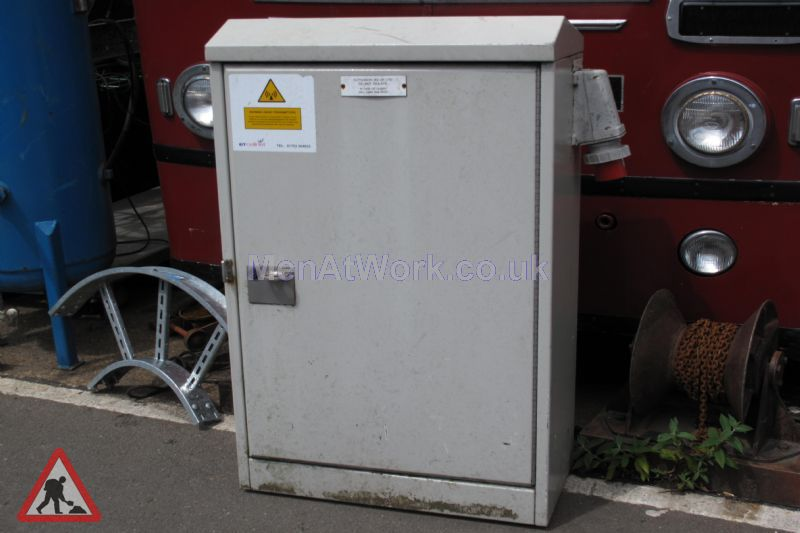 Road Side Electrical Control Unit - Road Side Electrical Control Unit