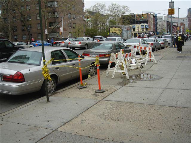 Road Work Baracades - Road Work Baracades