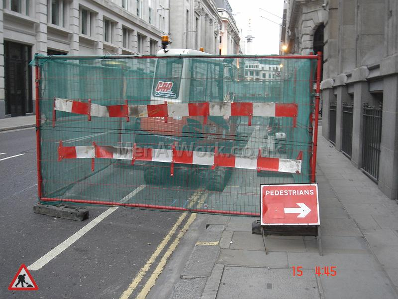 Road Works Fencing - Road Works – Fencing (2)