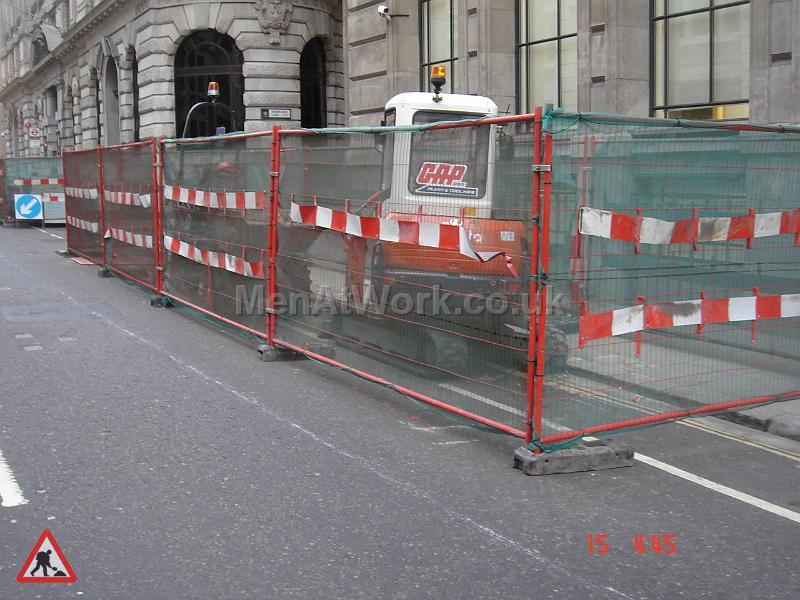 Road Works Fencing - Road Works – Fencing