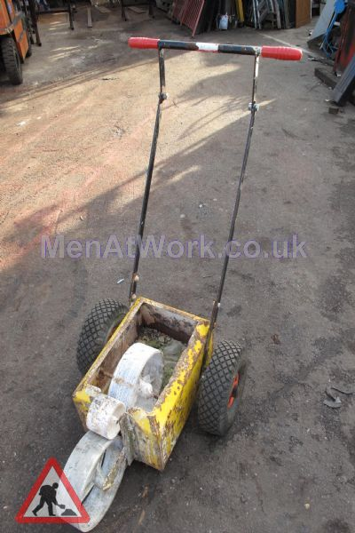 Road line marking machine - Road line marking machine