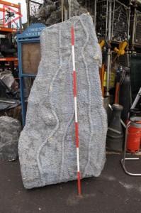 Rock Panels - Rock Panel with vanes