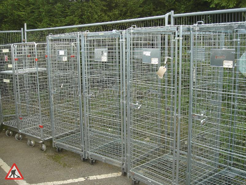 Supermarket Roll Cages - Roll Cages