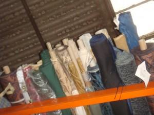 Fabric rolls - Rolls of Fabric