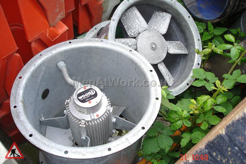 Rounded Fan - Rounded Fan