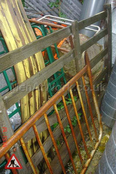 Rusted Gate - Rusted Gate (2)
