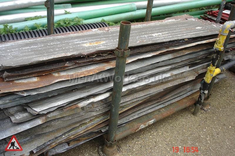 Corrugated Metal Sheets - SHEETS TYPE 1A