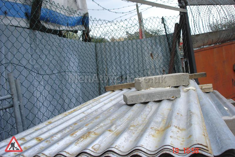 Corrugated Metal Sheets - SHEETS TYPE 2A