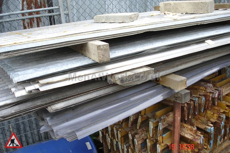 Corrugated Metal Sheets - SHEETS TYPE 2B