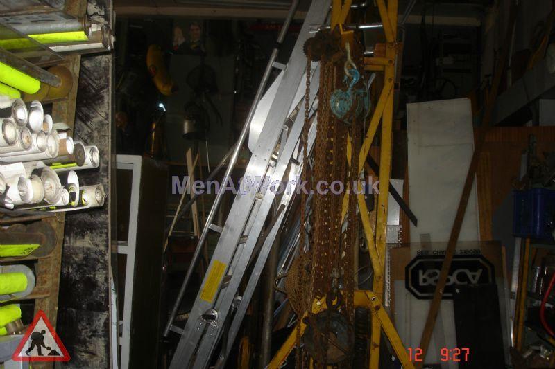 Safety Step Ladder - Safety Steps (4)