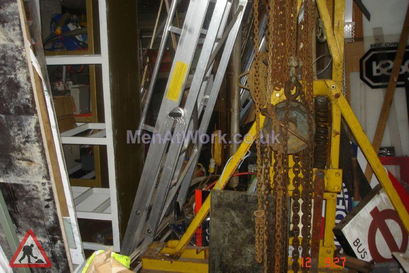 Safety Step Ladder - Safety Steps (5)