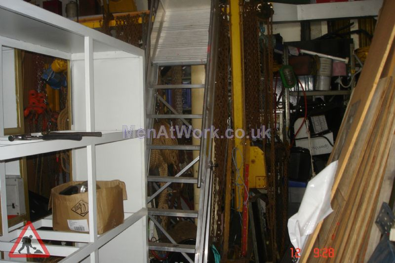 Safety Step Ladder - Safety Steps (6)