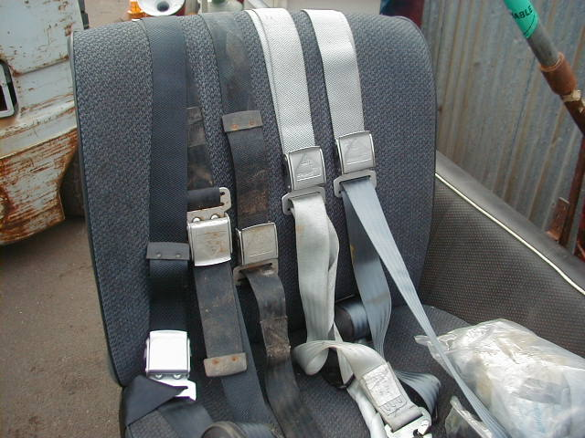 Seat Belts - Seat Belts