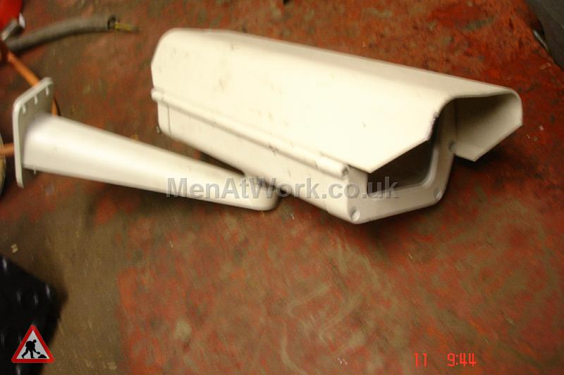 Underground security cameras - Security camera2