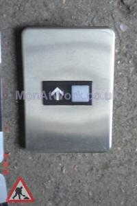 Lift Exterior Buttons - Single button Down