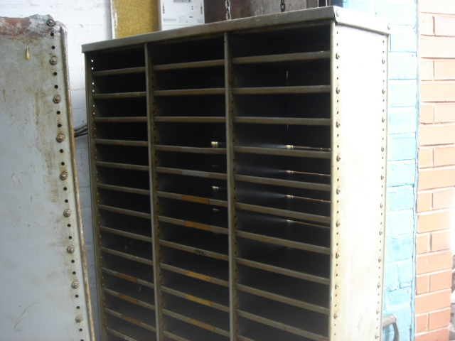 Slotted Drawer - Slotted Drawer