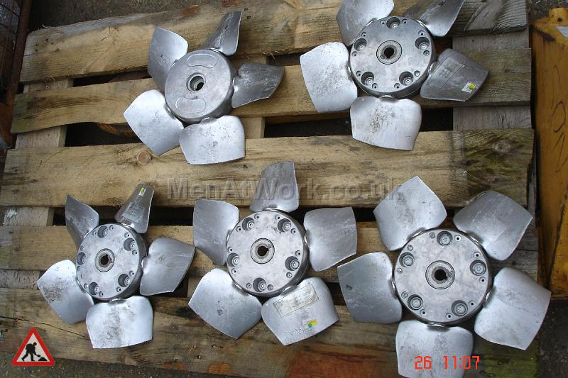 Small Metal Fans - Small Metal Fans (2)