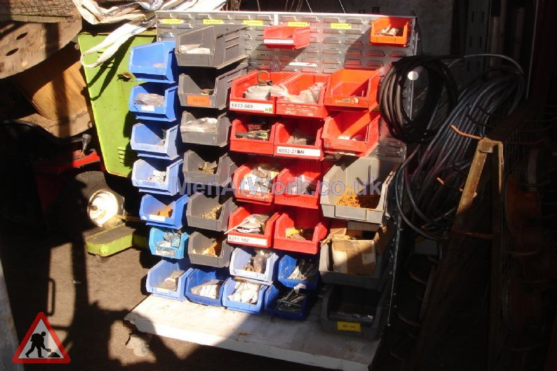 Small Parts Trolley - Small Parts Trolley
