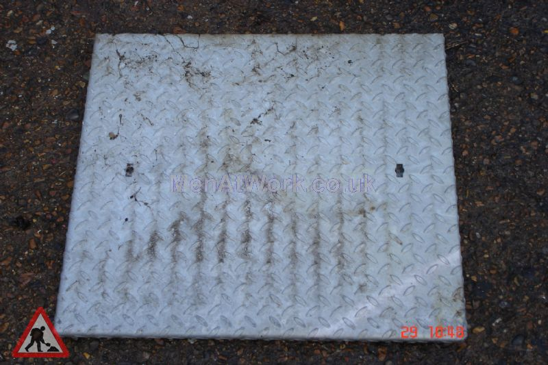 Man hole cover - Square cover 1 top