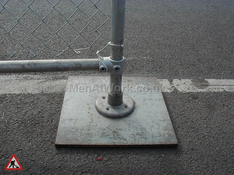 Building Site Stands - Stand