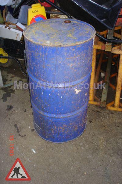 Steel Barrels - Steel Barrel