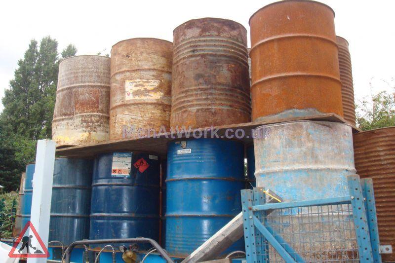 Steel Barrels - Various