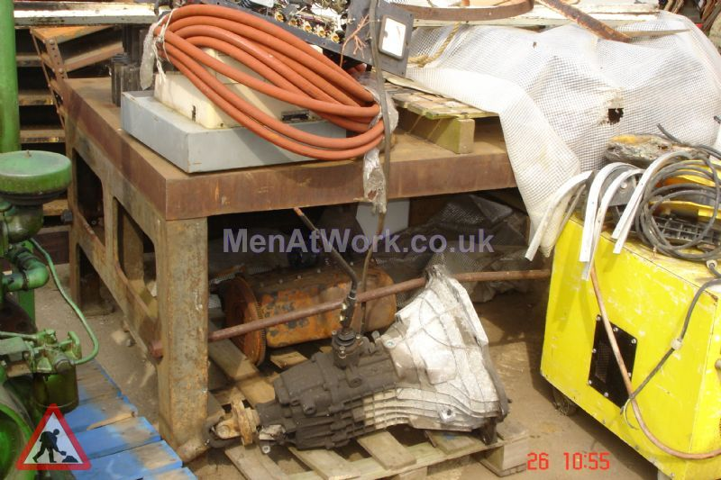 Steel Engineers Bench - Steel Engineers Bench