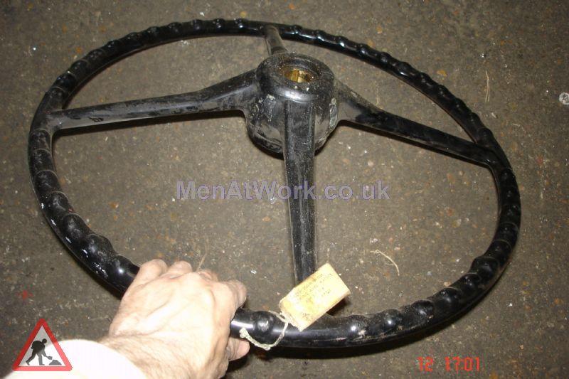 Steering Wheel - Steering Wheel