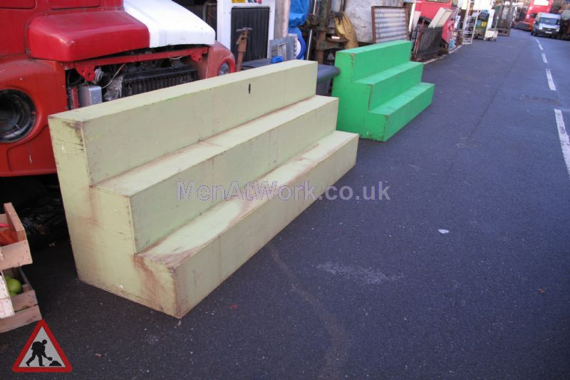 Market Stall - Stepped display (2)