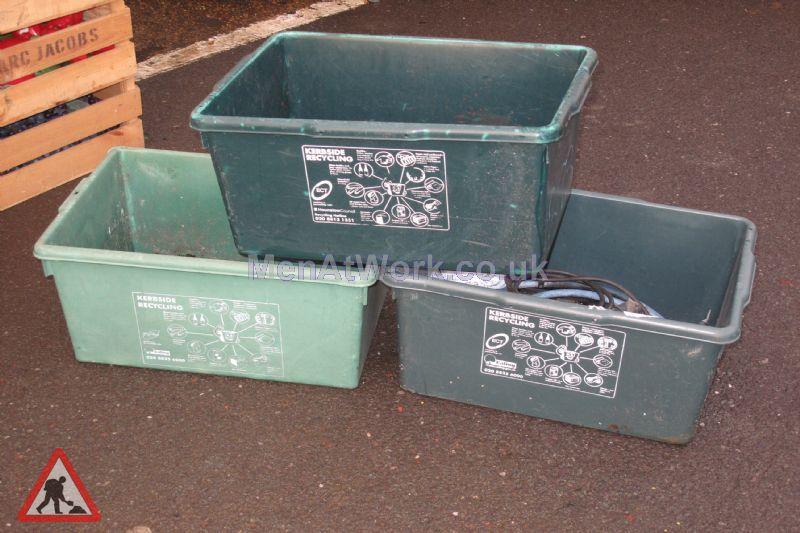Storage boxes - Storage tub