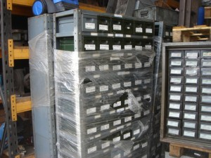 Stores Parts Draw - Stores Parts Draw Units 8 Available