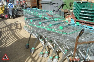 Supermarket Trollies - Supermarket Trolly