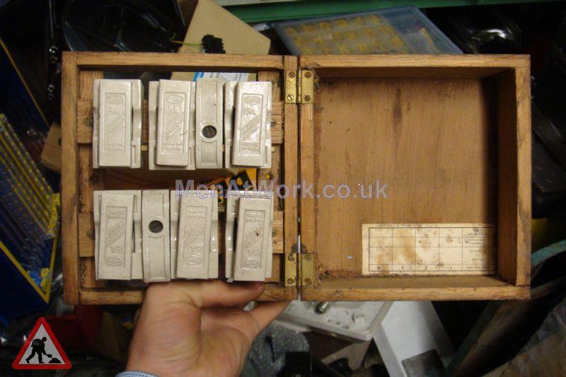 Timber Framed Fuse Board - TFFB 2