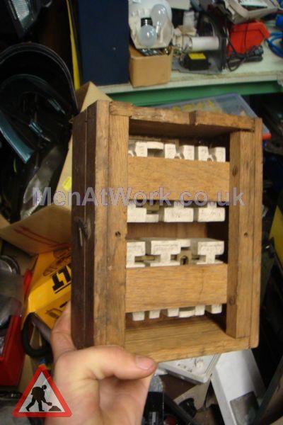Timber Framed Fuse Board - Timber Framed Fuze Board