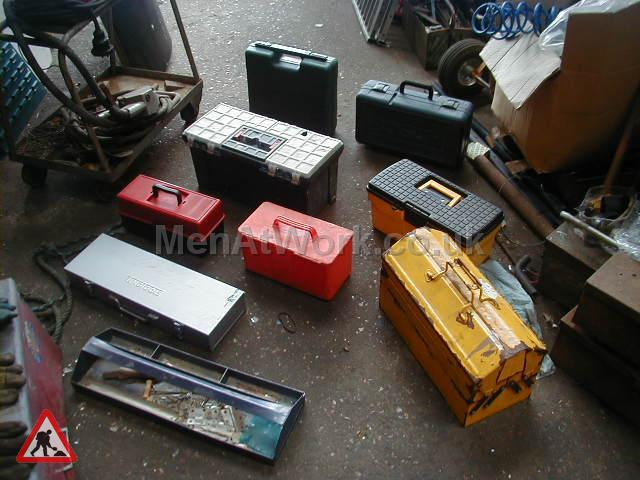 Tool Boxes - Tool Boxes