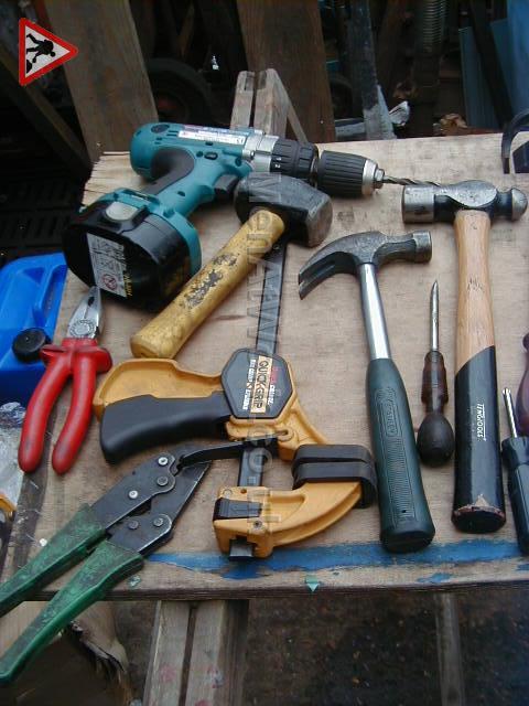 Builders tools - Tools