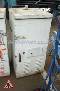 Traffic Light Control Box - Traffic light Control Box