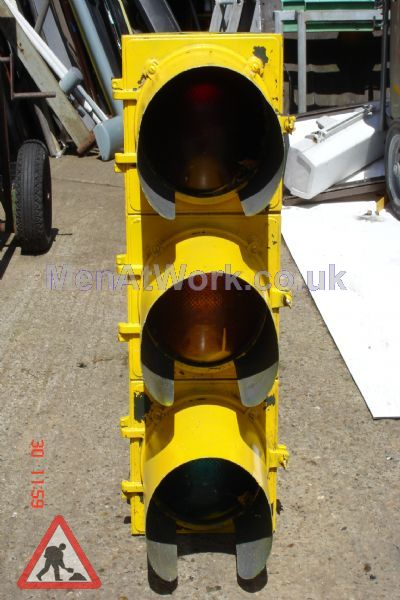 Traffic Light - Front view