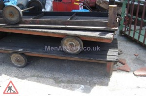 Trolleys- Heavy duty/Industrial - Trolleys Heavy Duty