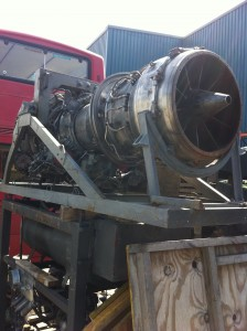 Aircraft Turbo Prop Engine - Turbo Prop Engine