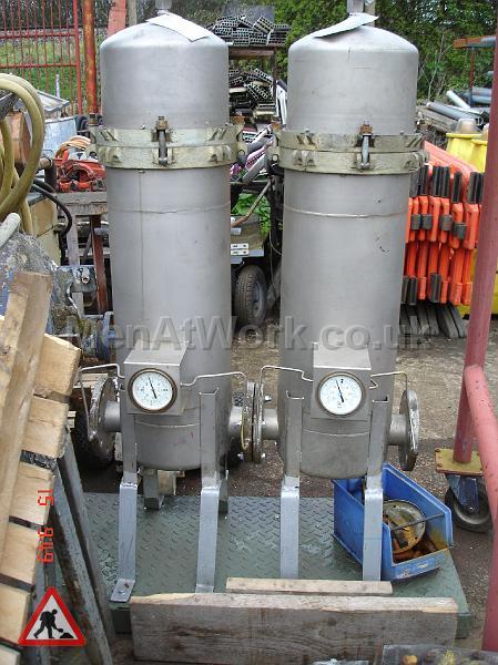 Twin Air Recievers - Twin Air Receiver's