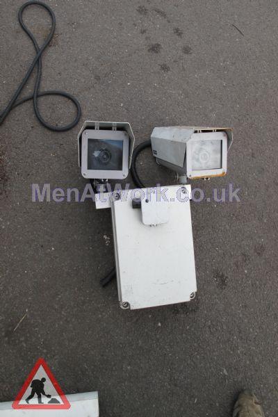 CCTV Twin Cameras - Set 1