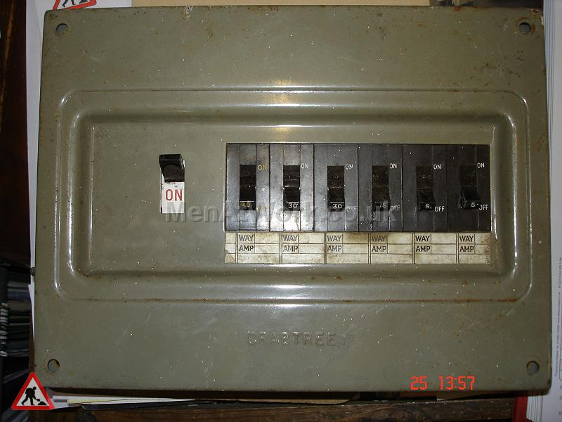 Electrical Unit with Cover - UNIT WITH COVER ON