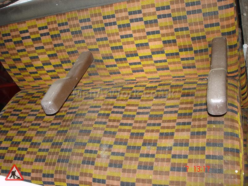 Underground train seats - Underground Train Seats