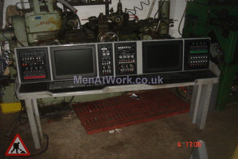 Control Unit With Monitors - Unit 1 a